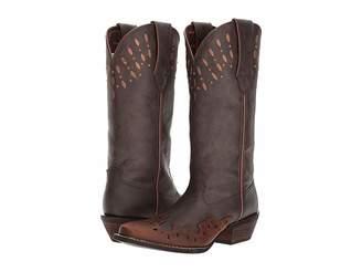 Durango Crush 13 Laser Cut Cowboy Boots