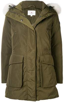 Peuterey padded hooded parka