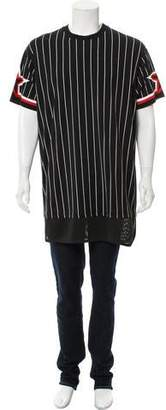 Givenchy Star Striped T-Shirt