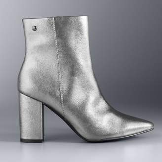 Vera Wang Simply Vera Venice Women's Ankle Boots