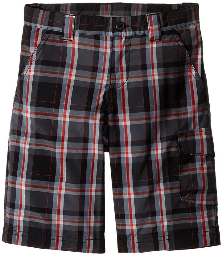 Columbia Kids Silver RidgeTM III Plaid Shorts (Little Kids/Big Kids)