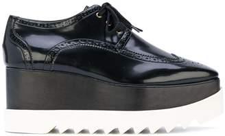Stella McCartney Elyse brogue shoes