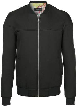 Zambesi fitted utility bomber jacket