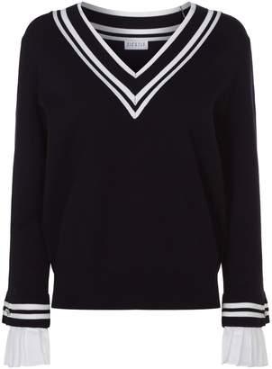 Claudie Pierlot V-Neck Sweater
