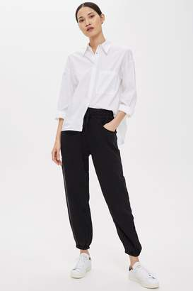 Topshop Ruched Waist Joggers by Boutique