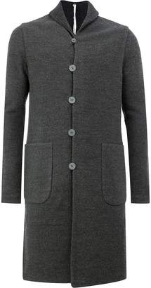 Label Under Construction single breasted coat