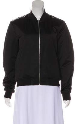 Alexander Wang Long Sleeve Zip-Up Jacket