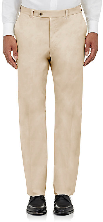 Barneys New York Barneys New York BARNEYS NEW YORK MEN'S TWILL TROUSERS
