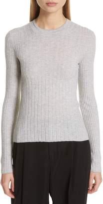 Vince Mixed Rib Stitch Sweater