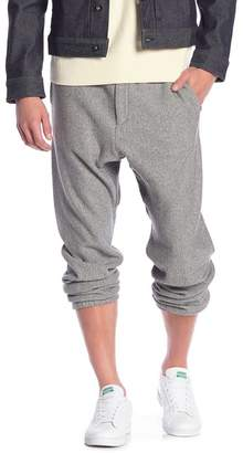 Rag & Bone Racer Heathered Sweatpants