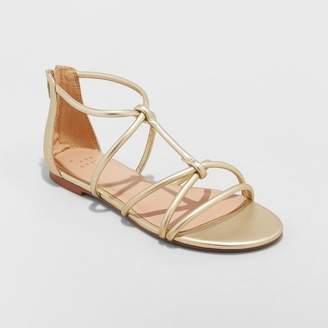 A New Day Women's Samina Gladiator Sandals