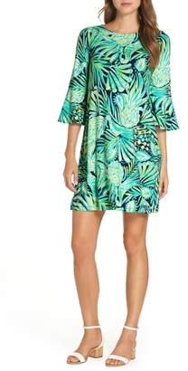 Lilly Pulitzer R) Ophelia Bell Sleeve Shift Dress