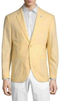 Tailorbyrd Parker Linen Cotton Sport Jacket