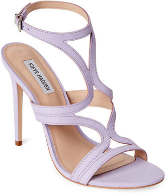 Steve Madden Lavender Sidney High Heel Dress Sandals