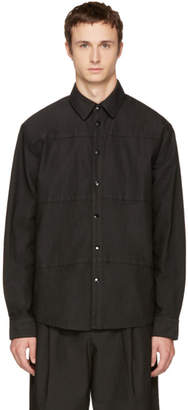McQ Black Oddity Shirt