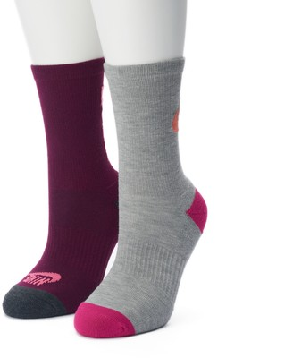 Nike Women's 2-pk. Crew Socks