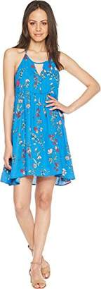 Jack BB Dakota Junior's Maliyah Floral Printed Dress
