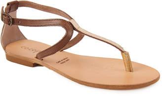 Cocobelle Crete Leather Sandal