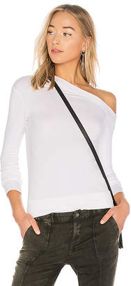 Bailey 44 Titled One Shoulder Top