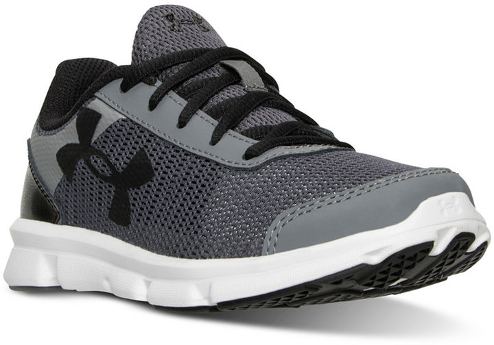 Under Armour Little Boys' Speed Swift Running Sneakers from Finish Line