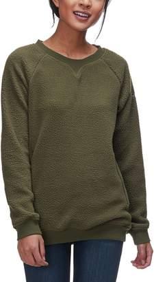 Columbia Feeling Frosty Sherpa Pullover Sweatshirt - Women's