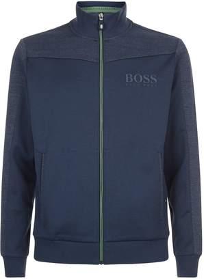 BOSS GREEN Zip Up Sweatshirt