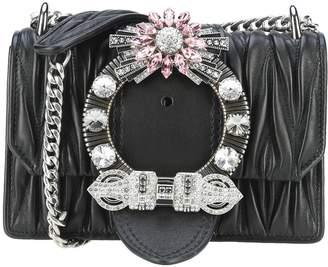 Miu Miu Miu Lady Matelasse Chain Bag