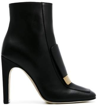 Sergio Rossi Hill ankle boots