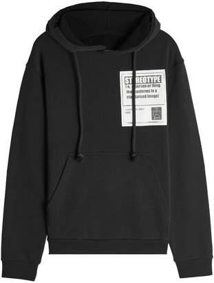 Maison Margiela Stereotype Cotton Sweatshirt