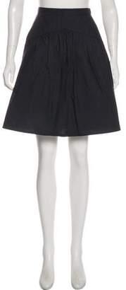 Atlantique Ascoli A-Line Knee-Length Skirt w/ Tags