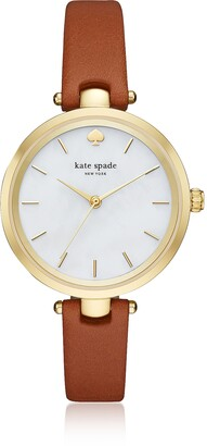 Kate Spade Holland Luggage Skinny Strap Women's Watch