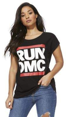 Character Run-D.m.c Band T-Shirt 6