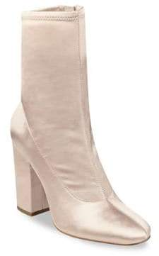 KENDALL + KYLIE Hailey Textile Booties