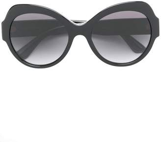 Dolce & Gabbana Eyewear round oversized sunglasses