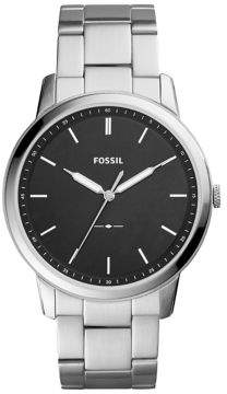 Fossil The Minimalist Three-Hand Stainless Steel Bracelet Watch