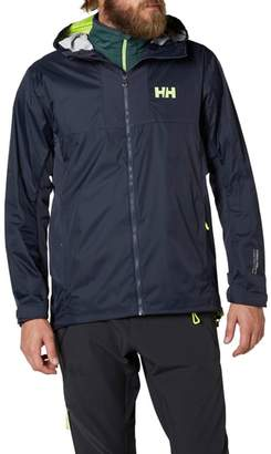 Helly Hansen Vanir Logr Regular Fit Waterproof Jacket