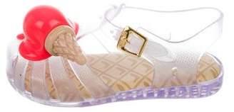 Mini Melissa Toddler Girls' Aranha Sandals w/ Tags