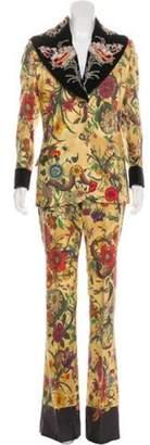 Gucci 2017 High-Rise Pants Suit w/ Tags Tan 2017 High-Rise Pants Suit w/ Tags