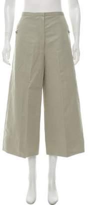 Lemaire High-Rise Wide-Leg Pants