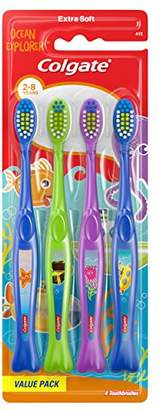 Colgate Kids Extra Soft Toothbrush Value Pack