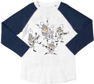 Stella McCartney Beatles Printed Cotton Jersey T-Shirt