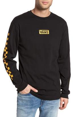 Vans Classic Checkmate Long Sleeve T-Shirt
