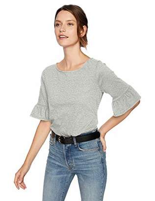 J.Crew Mercantile Women's Flutter Sleeve T-Shirt