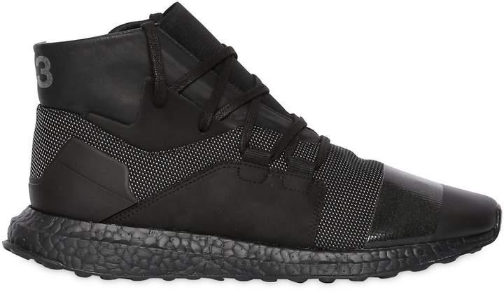 bb6b2777ef50b Y-3 Kozoko High Boost Sneakers - ShopStyle