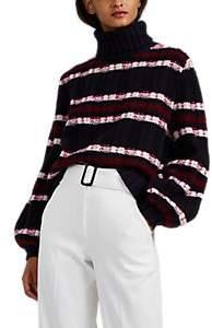 A.L.C. Women's Zaira Chunky-Knit Wool-Blend Turtleneck Sweater