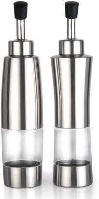 Berghoff 2-piece Stainless Steel Oil And Vinegar Dispensers