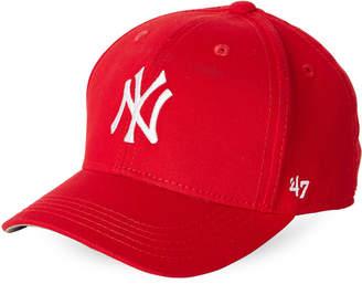 '47 Toddler Boys) Red & White New York Yankees Baseball Cap