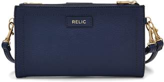 Relic Dylan Convertible Checkbook Wallet