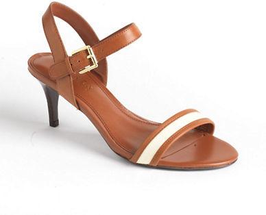 Lauren Ralph Lauren Nyla Leather Sandals