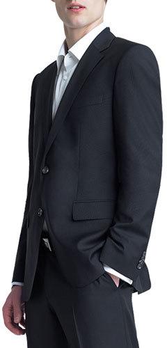 Hugo BossBoss Hugo Boss Basic Two-Button Suit, Black